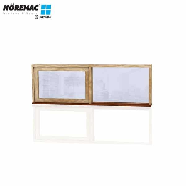 Timber Casement Window, 1810 W x 600 H, Double Glazed