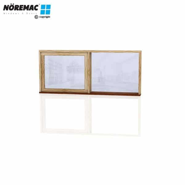 Timber Casement Window, 1810 W x 772 H, Single Glazed