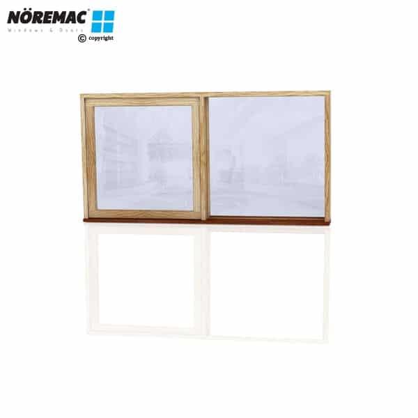 Timber Casement Window, 1810 W x 944 H, Single Glazed