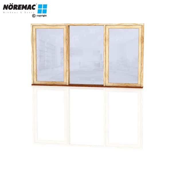 Timber Casement Window, 2170 W x 1200 H, Double Glazed