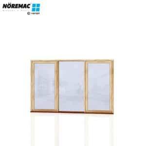 Timber Casement Window, 2170 W x 1370 H, Double Glazed