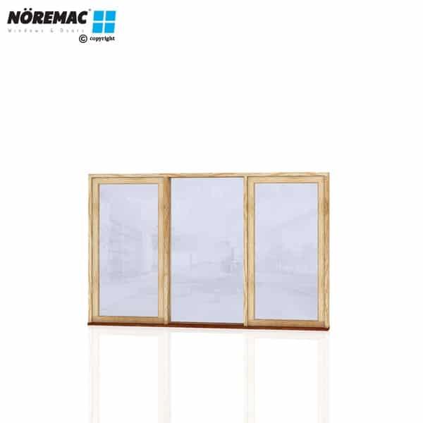 Timber Casement Window, 2170 W x 1370 H, Single Glazed