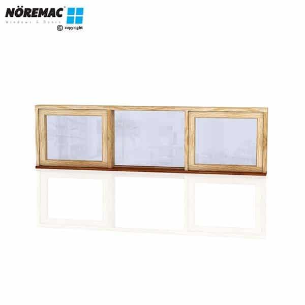 Timber Casement Window, 2170 W x 600 H, Single Glazed