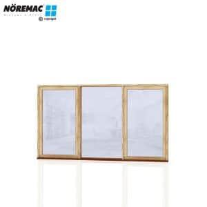 Timber Casement Window, 2410 W x 1370 H, Double Glazed
