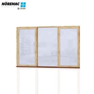 Timber Casement Window, 2410 W x 1540 H, Double Glazed