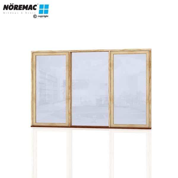 Timber Casement Window, 2410 W x 1540 H, Single Glazed