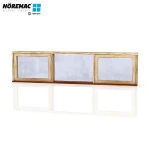 Timber Casement Window, 2410 W x 600 H, Double Glazed