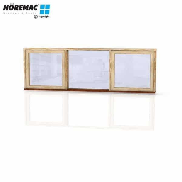 Timber Casement Window, 2410 W x 772 H, Double Glazed