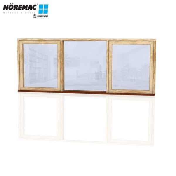 Timber Casement Window, 2410 W x 944 H, Double Glazed