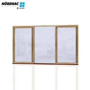 Timber Casement Window, 2530 W x 1540 H, Single Glazed
