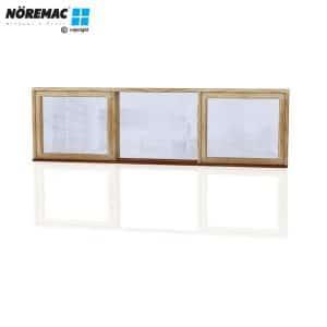 Timber Casement Window, 2530 W x 772 H, Double Glazed