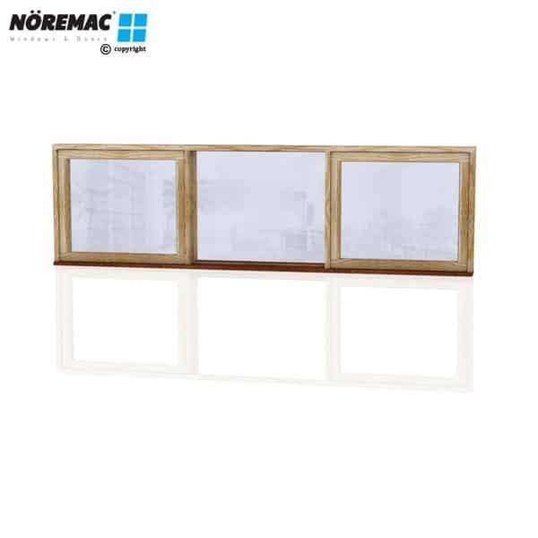 Timber Casement Window, 2530 W x 772 H, Single Glazed