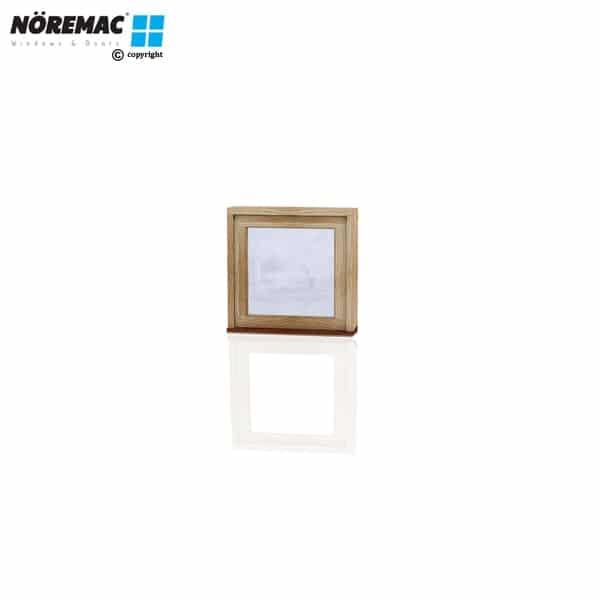 Timber Casement Window, 610 W x 600 H, Single Glazed