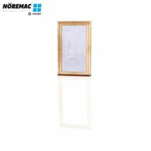 Timber Casement Window, 730 W x 1200 H, Single Glazed