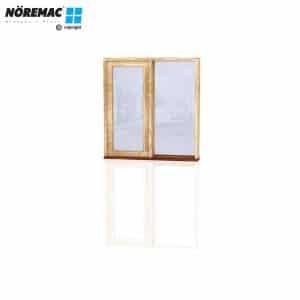 Timber Casement Window, 970 W x 1030 H, Double Glazed
