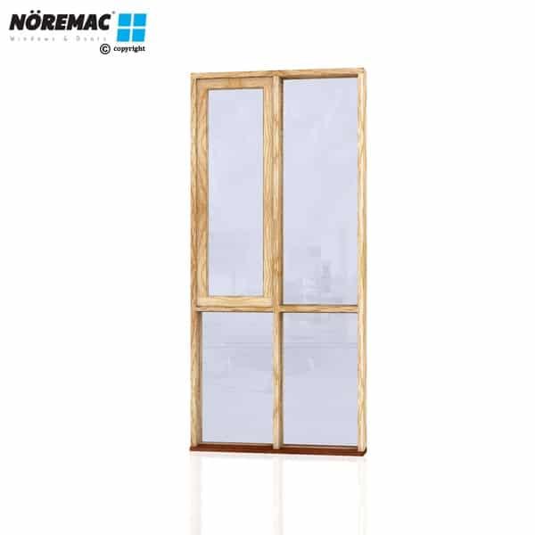 Timber Casement Window, 970 W x 2100 H, Single Glazed