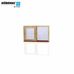Timber Casement Window, 970 W x 600 H, Single Glazed