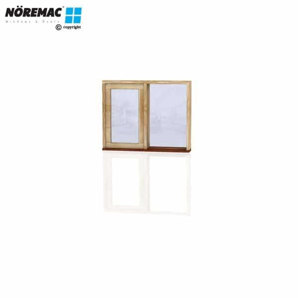 Timber Casement Window, 970 W x 772 H, Single Glazed