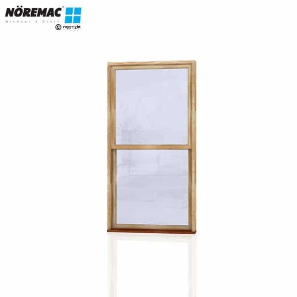 Timber Double Hung Window, 1090 W x 2100 H, Single Glazed