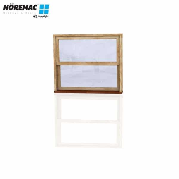 Timber Double Hung Window, 1210 W x 1030 H, Single Glazed