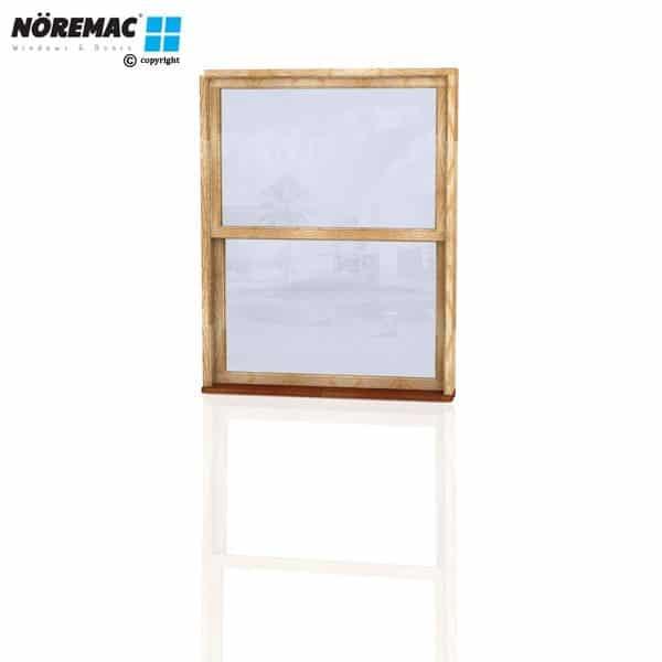 Timber Double Hung Window, 1210 W x 1540 H, Single Glazed