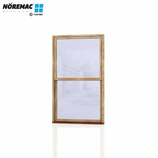 Timber Double Hung Window, 1210 W x 2058 H, Single Glazed