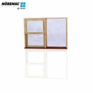 Timber Double Hung Window, 1450 W x 1030 H, Single Glazed