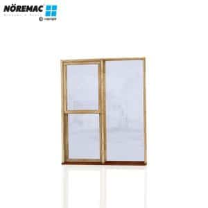 Timber Double Hung Window, 1450 W x 1800 H, Single Glazed