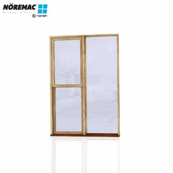 Timber Double Hung Window, 1450 W x 2100 H, Double Glazed