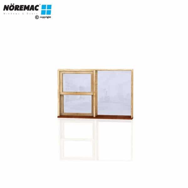 Timber Double Hung Window, 1450 W x 944 H, Single Glazed