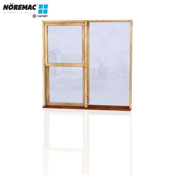 Timber Double Hung Window, 1570 W x 1540 H, Single Glazed