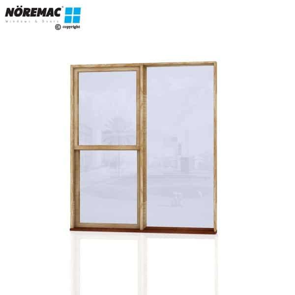 Timber Double Hung Window, 1810 W x 2058 H, Single Glazed