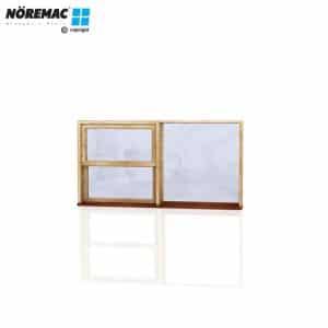 Timber Double Hung Window, 1810 W x 944 H, Double Glazed