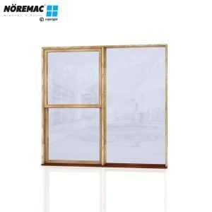 Timber Double Hung Window, 2170 W x 2058 H, Single Glazed