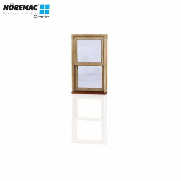Timber Double Hung Window, 610 W x 1030 H, Single Glazed