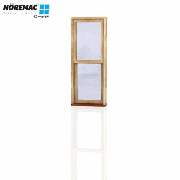 Timber Double Hung Window, 610 W x 1540 H, Single Glazed