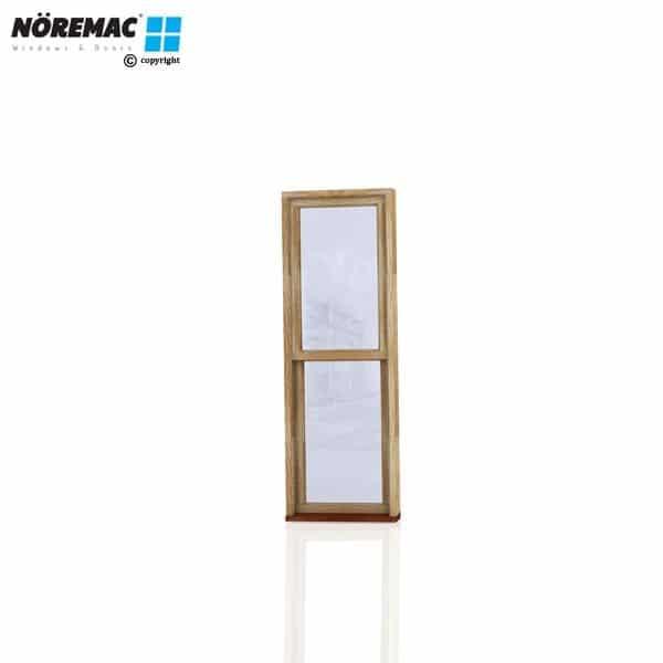 Timber Double Hung Window, 610 W x 1800 H, Single Glazed