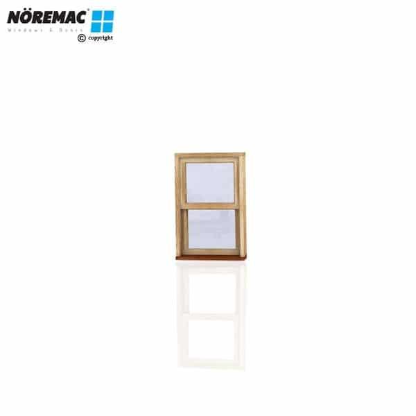 Timber Double Hung Window, 610 W x 944 H, Single Glazed