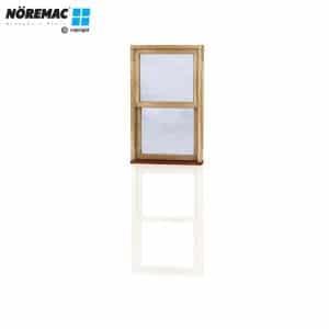 Timber Double Hung Window, 730 W x 1200 H, Double Glazed