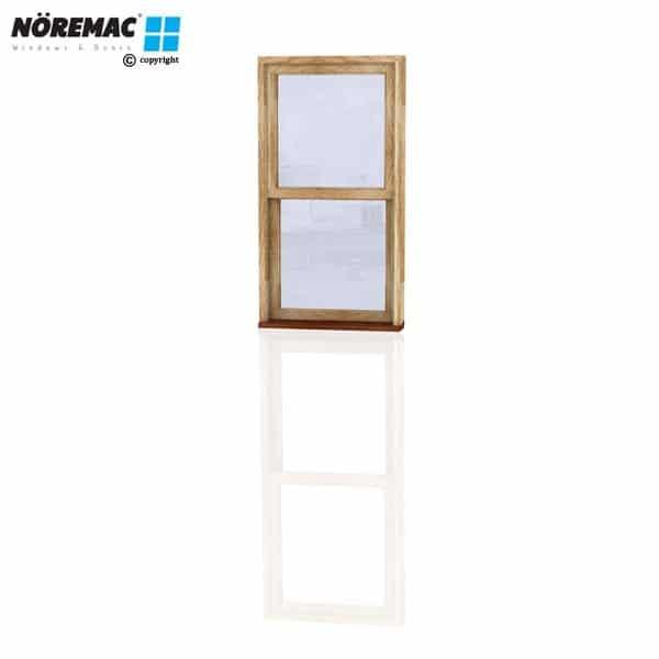 Timber Double Hung Window, 730 W x 1370 H, Single Glazed
