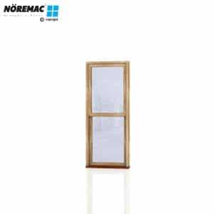 Timber Double Hung Window, 730 W x 1800 H, Single Glazed