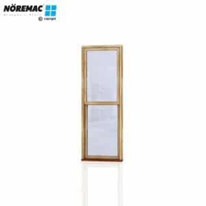 Timber Double Hung Window, 730 W x 2058 H, Single Glazed