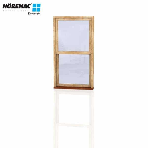 Timber Double Hung Window, 850 W x 1540 H, Single Glazed