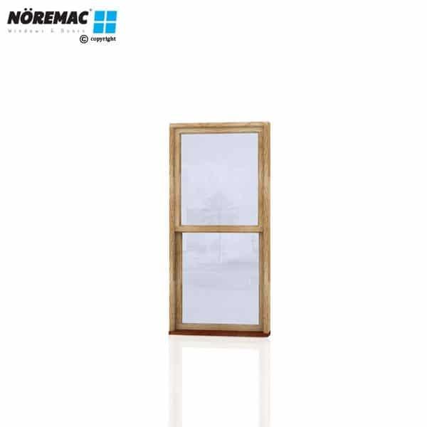 Timber Double Hung Window, 850 W x 1800 H, Single Glazed