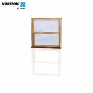 Timber Double Hung Window, 970 W x 1030 H, Single Glazed