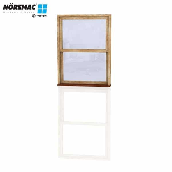 Timber Double Hung Window, 970 W x 1370 H, Double Glazed