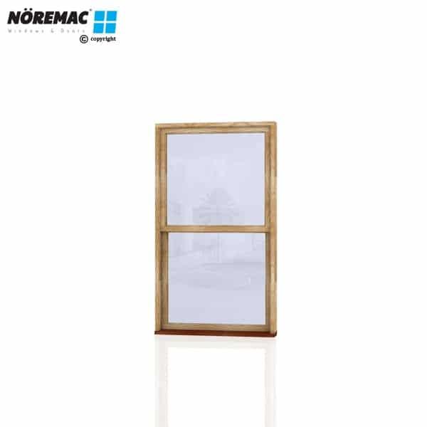 Timber Double Hung Window, 970 W x 1800 H, Single Glazed