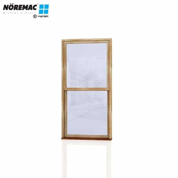 Timber Double Hung Window, 970 W x 2058 H, Single Glazed