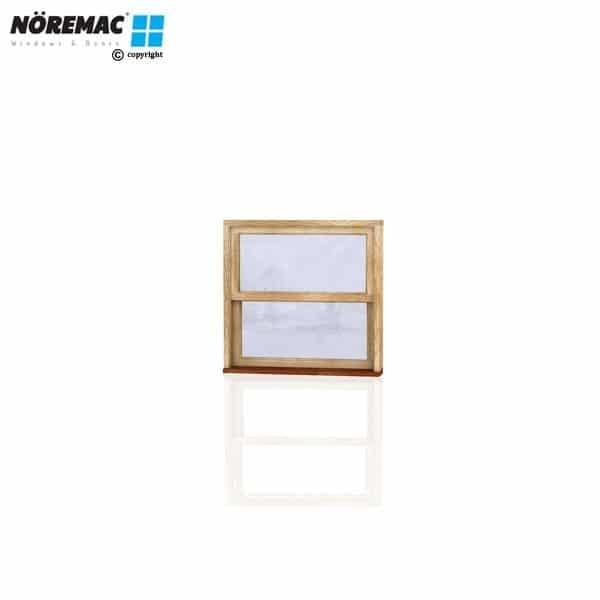 Timber Double Hung Window, 970 W x 944 H, Single Glazed