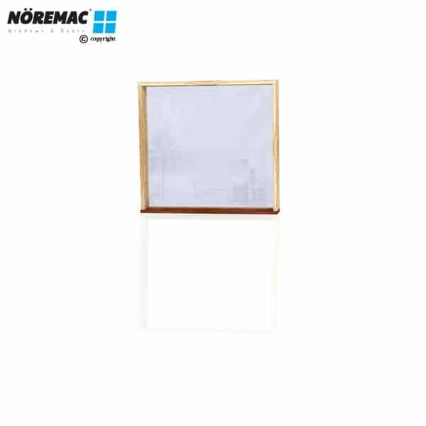 Timber Fixed Window, 1090 W x 1030 H, Single Glazed